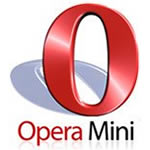 Logotipo do Opera Mini
