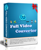 Caixa do Full Video Converter
