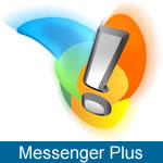 Logo do Messenger Plus